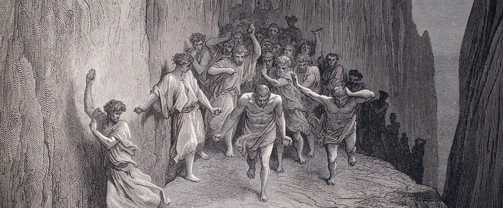 Gustave Dorè, lapidazione di santo Stefano