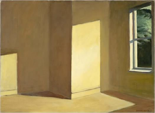 Edward Hopper, sole-in-una-stanza-vuota-1963