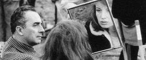 La fatica dello specchio - Antonioni - Vitti