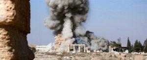Rovine e costruzione del trauma - Palmira