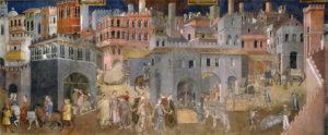 Ambrogio Lorenzetti, Effetti del buon governo