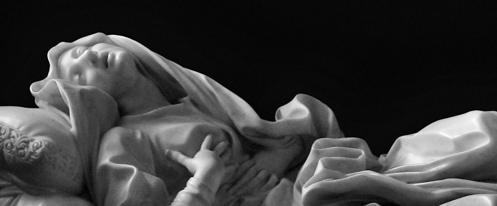 Voci - Bernini, beata Ludovica Albertoni