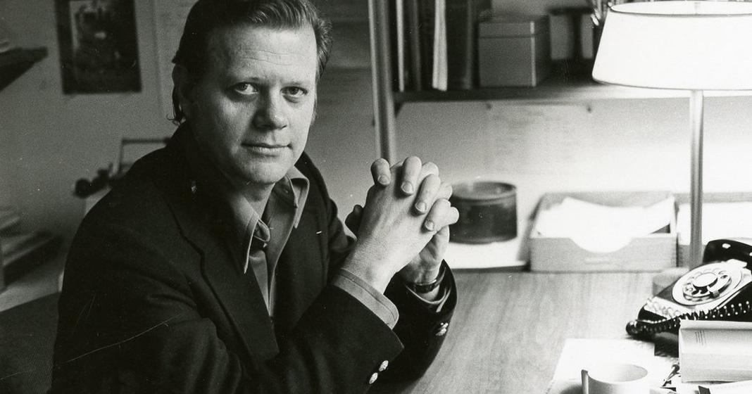 Hayden White nel 1974