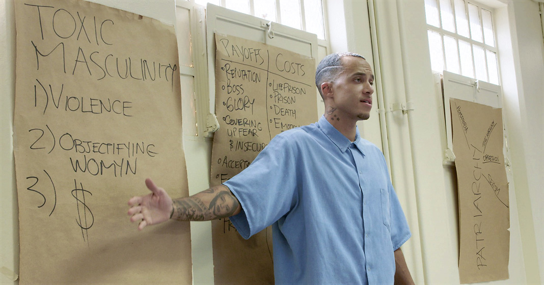 Il femminismo in prigione: patriarcato e violenza maschile