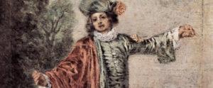 Jean-Antoine Watteau - L'indifférent